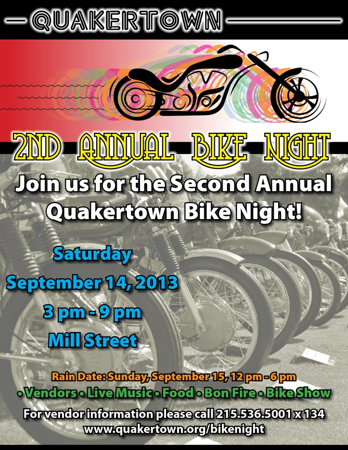 Bike Night 2013
