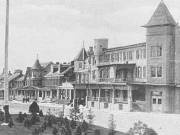 St. and Railroad Square circa late 1800's
