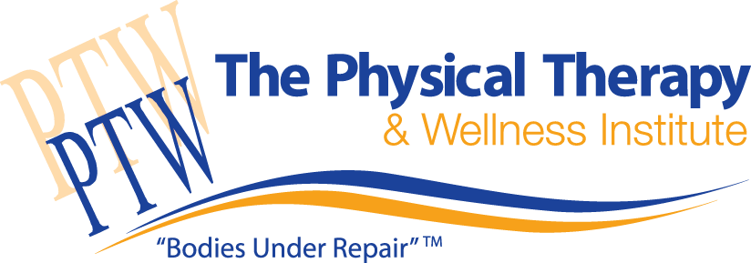 Physical therapy and wellness logo